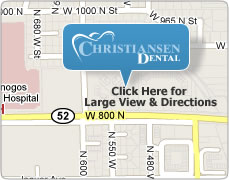 View Map and Get Directions to our Orem office